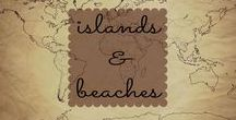 Islands & Beaches / Gorgeous pictures & links about beach bum/island life to help plan your next tropical paradise vacation!