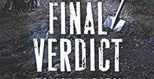 Final Verdict / Two people serving justice from opposing sides of the law must work together to catch a vengeful killer. But can they protect their hearts from each other?