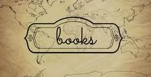 Books / A bookworm's dream... pictures of books, bookstores and libraries, quotes about reading, book reviews and more!