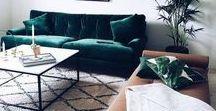 Home interior inspiration / Loft style interior