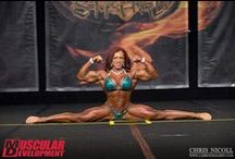 Female bodybuilders unknown to me