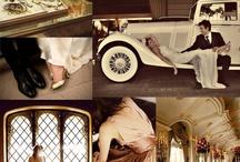 Inspiration - Hollywood Glamour Wedding