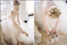Inspiration - Ballet Themed Wedding