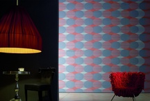 The Wall / Wallpapers from famous designers