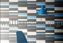 Khroma - Mankai Wallcovers / Get impressed by the purity and beauty of the Mankai Collection