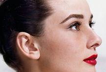Inspiration - Audrey Hepburn / Audrey Hepburn's classic style.