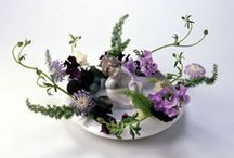 Ikebana / Ikebana - A unique Japanese style of flower arrangement. / by shamika satpute