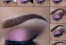 Make-up inspiration/Obsession / make-up looks, tips, techniques, and cosmetic products / by Nora Parras