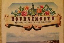 Bournemouth Nostalgia / Bournemouth from before yesterday
