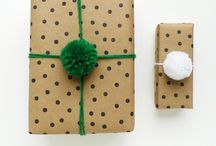 Hurra! / Gifts: ideas, wrapping etc