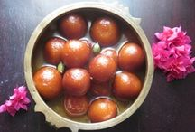 Indian Sweets, Desserts, Drinks / by shamika satpute