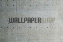 Digital Walls - Concrete Walls / Concrete Walls High quality printed non woven wallpapers in custom sizes