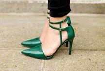 Sandals, heels, boots and booties