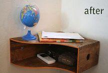 Organising - home / Organising, storage etc