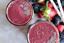 Juice & Smoothie Recipes / Colorful, fresh juice & smoothie recipes and inspiration by Pinners we admire. Get juicing with these simple moments of  brilliance.
