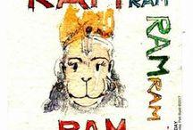 Hanuman - Cartoon