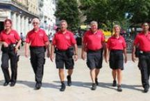 A Day in the Life of a Town Centre Ranger / The Town Centre Rangers are the friendly face of Bournemouth town centre. They welcome people to the town, help them find their way around and help prevent low-level crime and anti-social behaviour.