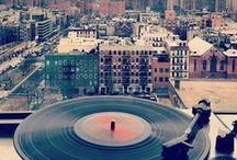 Vinyl / When we make food/music pairings, we're usually talking LPs.