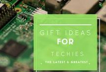 Gifts for Techies / Great gadgets, sci-fi, and more to give to the geek in your life this holiday season.