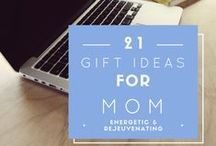 Gifts for Mom / She's always there, now show her how much you care by showering her with top notch gifts.