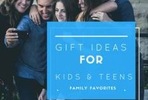 Gifts for Kids & Teens / They grew up with tech, give them the best!