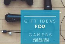 Gifts for Gamers / Powerful gifts to keep the gamer in your life recharged and ready for the next pulse-pounding moment or multiplayer match.