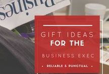 Gifts for Business Execs and Co-workers / Say thanks for a job well done or for your mentorship this holiday season.