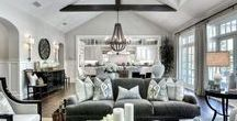 Interior Ideas / Inspirations for new homes that can be built by Padilla Homes. Customize away!
