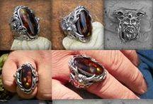 Jewellery / by Antonella Hall