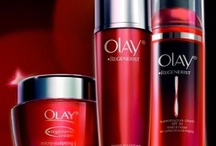 """Oil of Olay / """"Challenge what's possible"""""""