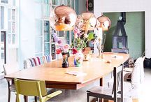 Inspiring home ideas / Inspiration for your, my and our home