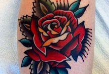 Traditional Tattoo / Traditional tattoos