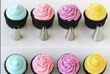 Baking - Designer Cakes / Cup Cakes / Tricks