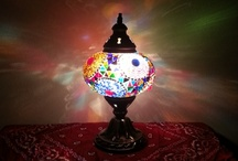 Mozaic Lamps
