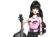 Dolls Dolls Dolls / I'm a doll collector. There are dolls and fashions which inspire me