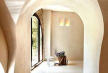 ORGANIC ARCHITECTURE / by Amber | Pink Rug Co.