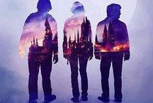 Harry Potter..! / by Classic Rune
