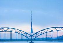 Letonia / Latvia / Lettonie / Latvija / Tablero en Pinterest donde hallarás lugares pintorescos y significativos captados en cualquier rincón de la geografía letona. / by Eduardo González Palomar