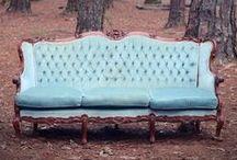 Furniture / by Lisa Markowski