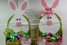 Treat Boxes/Bags ~ Easter / by Michelle Sousa