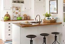 interior: Small Kitchen / 狭小キッチン・ダイニング 参考デザイン例