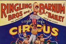Circus, Dance & Performing Arts / circus. dance / by Donna Anne