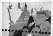 Rudolf Mach - graphics