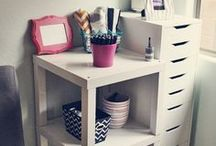 interior DIY: IKEA lack table / IKEAのラックテーブル(サイドテーブル)リメイク活用例