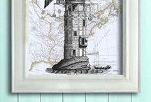 Nautical theme / Set sail!