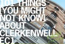 101 things you might not know about Clerkenwell / We collaborated with artist and historian Jane Young to create 101 things you might not know about Clerkenwell. The campaign was featured in the Clerkenwell Post.