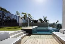 garden & pool / CA | garden & pool