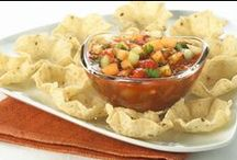Salsa for Every Season / The seasons may change, but a good salsa recipe is always in style. Pair with your favorite Frito-Lay chips.