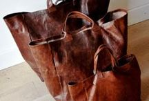 Attractive leather items