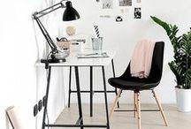 Interior design // Office ideas